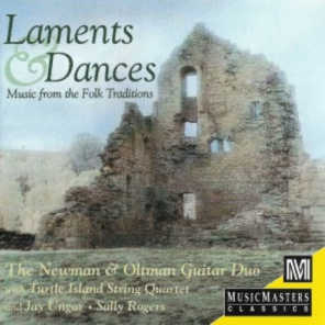 Laments & Dances: Music from the Folk Traditions (feat. Turtle Island String Quartet, Jay Ungar & Sally Rogers)