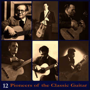 Pioneers of the Classic Guitar, Volume 12 - Recordings 1945-1950