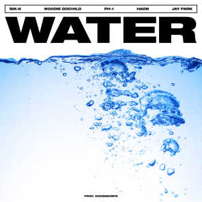 WATER (feat. Woodie Gochild,  pH-1,  HAON &  Jay Park)