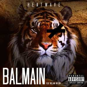 Balmain (feat. William Wilson)
