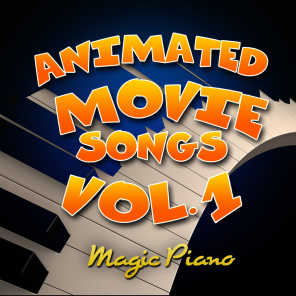Animated Movie Songs Vol. 1
