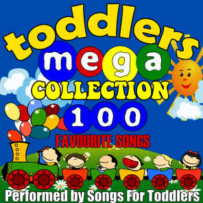 Toddlers Mega Collection - 100 Favourite Songs
