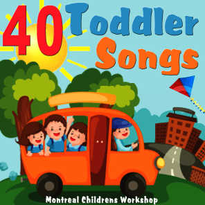 40 Toddler Songs - Children's Pre-School Favourites