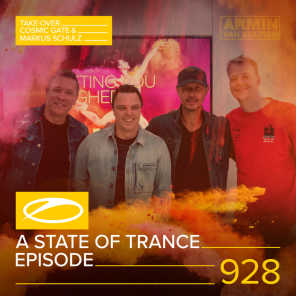 ASOT 928 - A State Of Trance Episode 928 (Cosmic Gate & Markus Schulz Take-over)