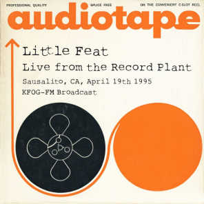 Live from the Record Plant, Sausalito, CA, April 19th 1995, KFOG-FM Broadcast (Remastered)